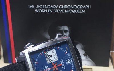 TAG Heuer Monaco Automatic Chronograph Wristwatch